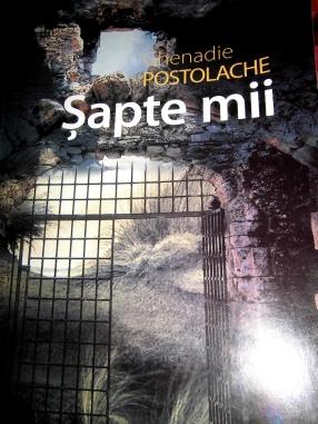 """Roman apărut la Editura """"Periscop"""", în anul 2007."""