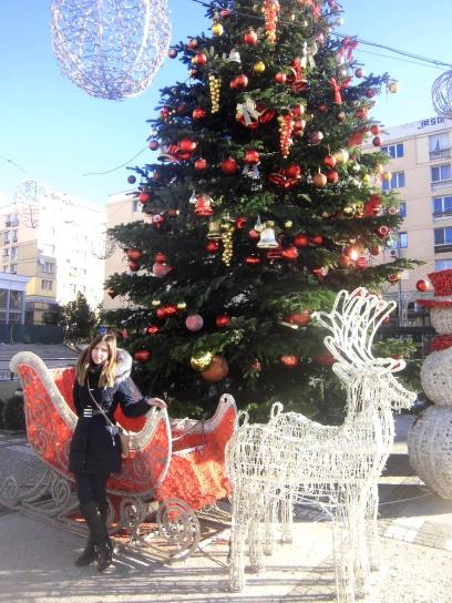 Iași, Romania, decembrie 2014